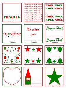 étiquettes De Noel à Imprimer : etiquettes cadeaux de no l ~ Melissatoandfro.com Idées de Décoration