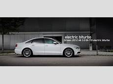 Driven 2012 Audi A6 30 BiTDI electric biturbo Prototype