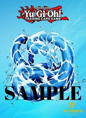 Latest templates including pendulum, link and rush are available. Custom Yugioh! Water Dragon Card Sleeves - Japenese Size (62mmx89mm)-60 Sleeves   eBay