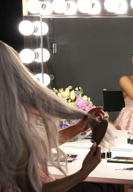 Ariana Grande on Paige Neimann, Her TikTok Video Doppelgänger