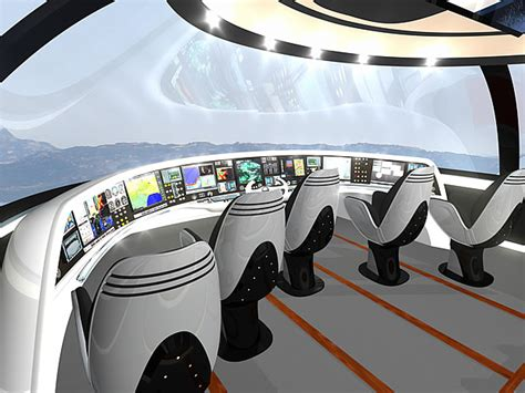 Cabina Di Comando Nave Ram Wing 100 Luxury Yacht By Levi Designs Superyacht