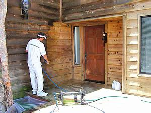 beautifying wood  exterior full body stains paintpro