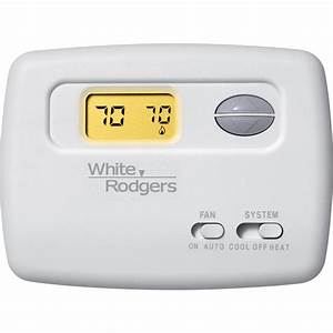 Wiring Diagram Emerson Digital Thermostat