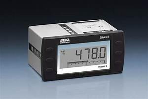 Ba478c Indicating Temperature Transmitter  Intrinsically Safe