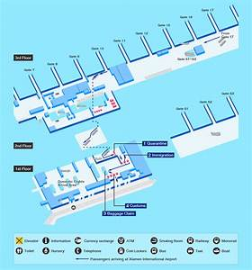Guide For Facilities In Xiamen International