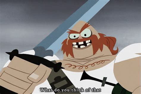 Samurai Jack Memes - full scotsman insult samurai jack know your meme