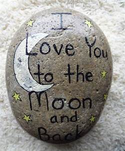 You Can Paint Stones And Decorate Your Home And Garden