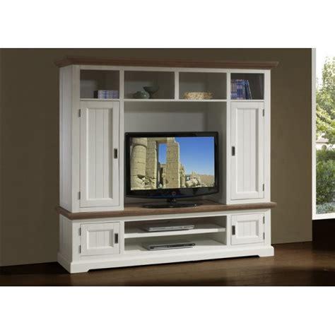 galettes de chaise meuble tv ensemble haut les meubles du chalet