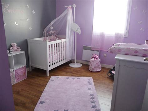 idee deco chambre bebe fille photo déco chambre bebe fille