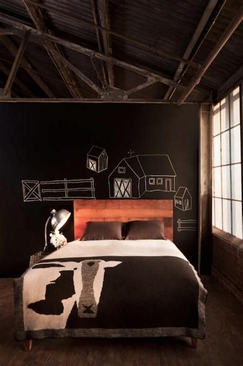 cool chalkboard bedroom decor ideas  rock digsdigs