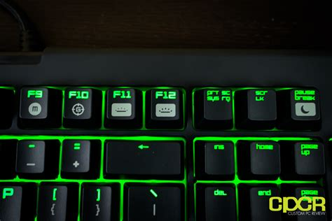 how to light up keyboard razer blackwidow 2013 ultimate mechanical gaming keyboard