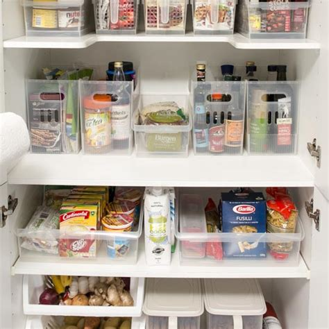 How To Organise A Pantry Cupboard by Top 6 Pantry Essentials