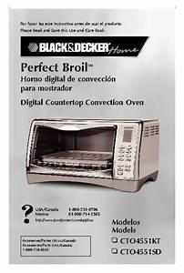 Perfect Broil Cto4551kt Manuals