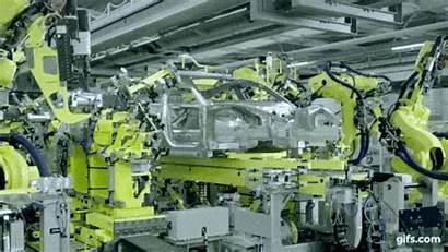 Factory Porsche Taycan Line German Mp4 Production