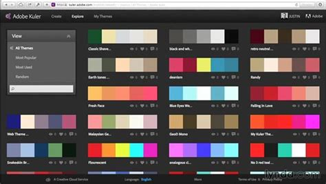 Choosing A Color Scheme For Your Icons