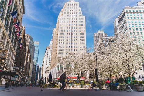 york city empty streets  coronavirus outbreak