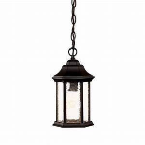 Acclaim lighting madison in matte black outdoor