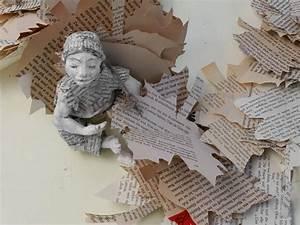 Basteln Mit Buchseiten : eine herbstgirlande f r buchliebhaber aus buchseiten basteln handmade kultur ~ Eleganceandgraceweddings.com Haus und Dekorationen