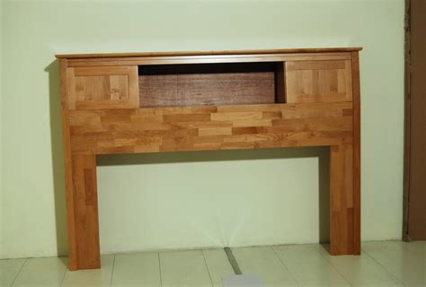Bookcase Headboard Solid Wood by How Make Bookcase Headboard Loccie Better Homes