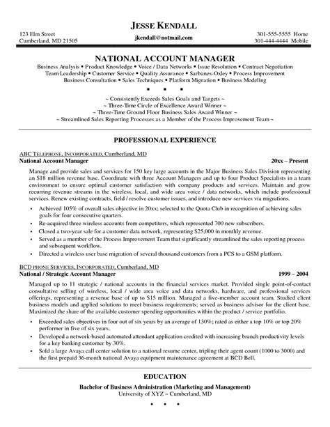 Collections Manager Resume Exles by Accounting Manager Resume Berathen