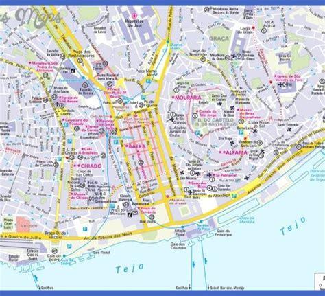 map  lisbon neighborhoods archives toursmapscom