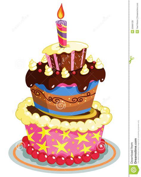 torta clipart torta di compleanno illustrazione vettoriale immagine di