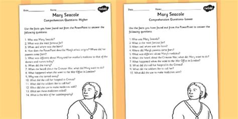 seacole significant individual differentiated reading