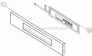 Dacor Ecps130 Parts List And Diagram   Ereplacementparts Com