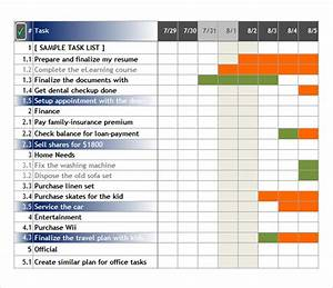 sample task tracking 6 documents in pdf word excel With daily work tracker template