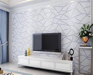 Papier Peint Moderne Salon : papier peint moderne chambre ~ Melissatoandfro.com Idées de Décoration