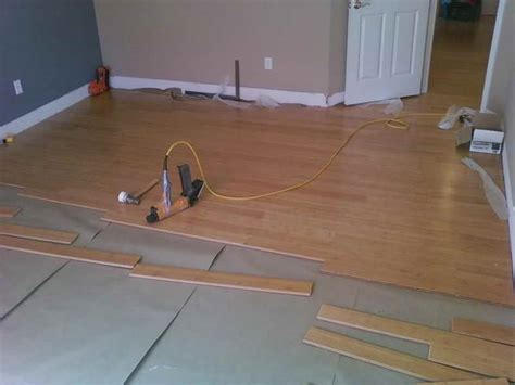 installing bamboo flooring on concrete pros and cons of concrete floors flooring installation ask home design