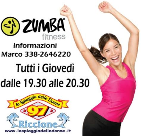 Banana Boat Zumba by Zumba On The Beach La Spiaggia Delle Donne