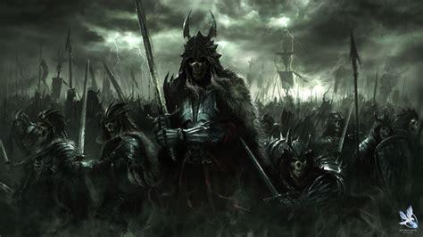 dark warrior wallpaper  wallpoper