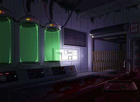Laboratory Mad Scientist Lab
