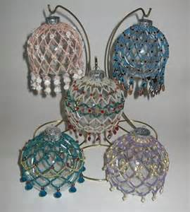 Free Beaded Victorian Ornaments Patterns