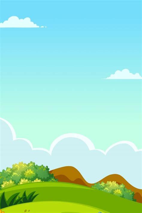 qiankuwang poster lereng bukit biru pendidikan latihan