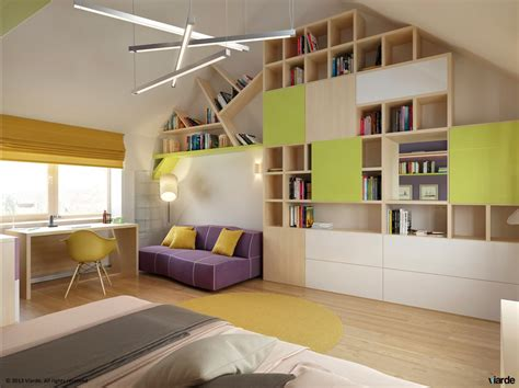 12 Kids Bedrooms With Cool Builtins