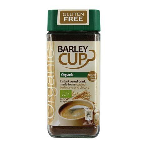 Køb Kornkaffe Økologisk - 100 gram - Barleycup - Billigste ...