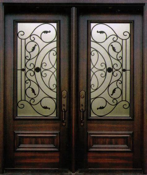 wrought iron door decorative wrought iron front doors inserts toronto