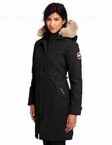 Canada Goose Kensington Parka Women39s Jacket 2506L Black