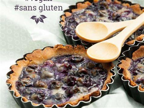 cuisine sans gluten recettes recettes de tarte aux myrtilles et cuisine sans gluten