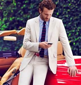 Classic Preppy Style for Men Summer
