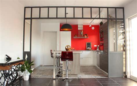 am agement de cuisine ouverte aménagement d 39 une cuisine ouverte à donzère realisations