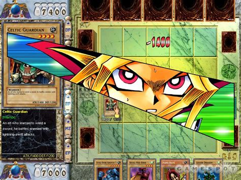 yu gi oh chaos power destiny game yugi card collectible gamespot translation duel monsters dry pretty