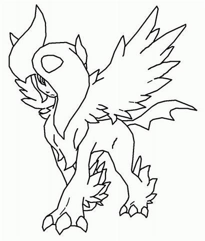 Pokemon Eevee Coloring Pages Evolutions Io