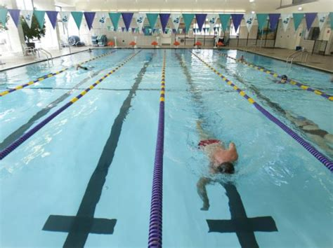 Best Pools For Lap Swimming In New York City