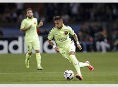 PSG 32 Barcelona Messi and Neymar goals were insufficient