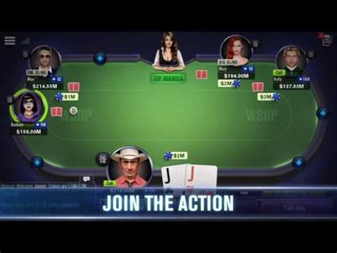 World Series Of Poker  Wsop Free Texas Holdem Android
