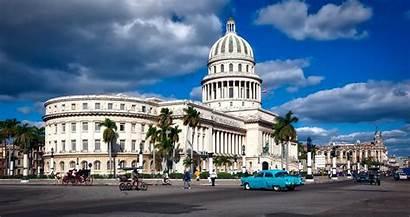 Cuba Havana Capital Building Domain