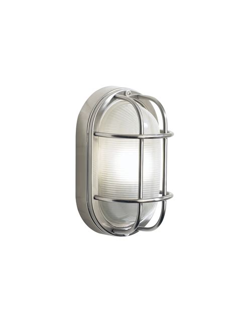 durable outdoor bulkhead oval wall light lighting design